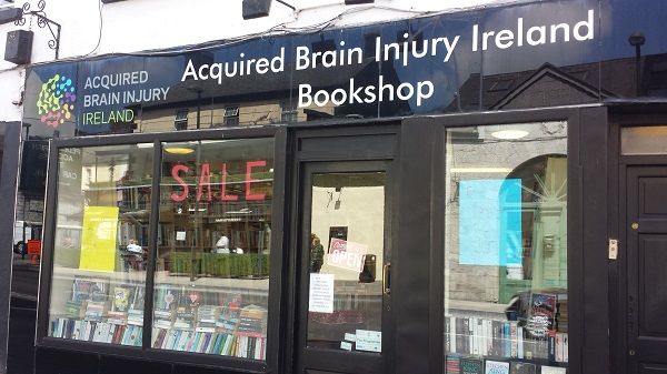 Acquired Brain Injury Ireland bookshop Cashel