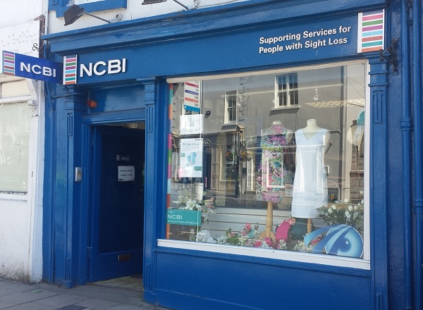 NCBI (National Council for the Blind Ireland) Main St., Cashel