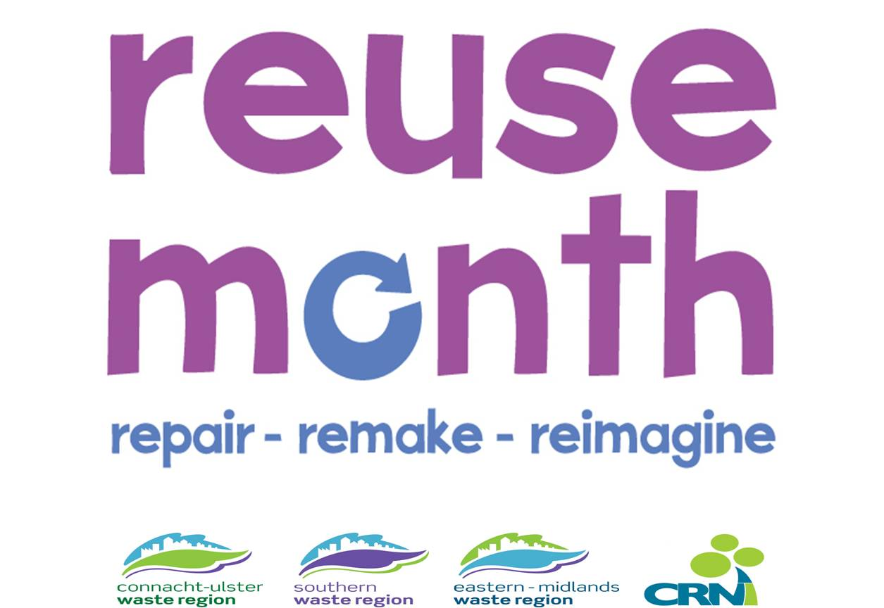 reuse month 2017 zero waste cashel