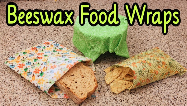 beeswax food wraps reuse month zero waste cashel
