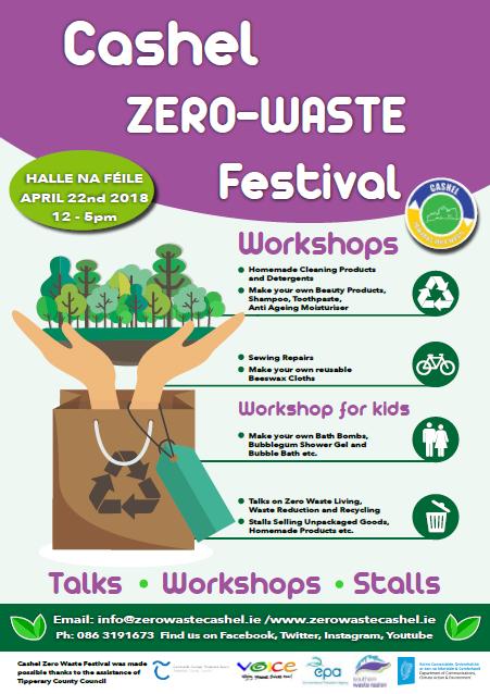 Cashel zero waste festival