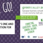 green alley award open for Irish applications