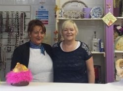 Bridget and Catherine will be happy to help you find whatever you need in Mo Chara Animal Rescue Shop Cashel