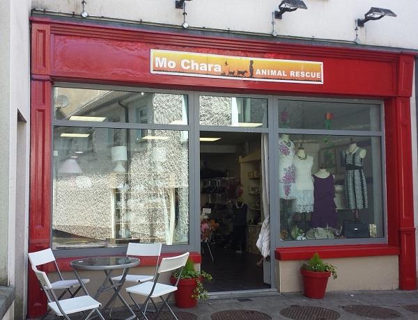 mo chara animal rescue shop cashel