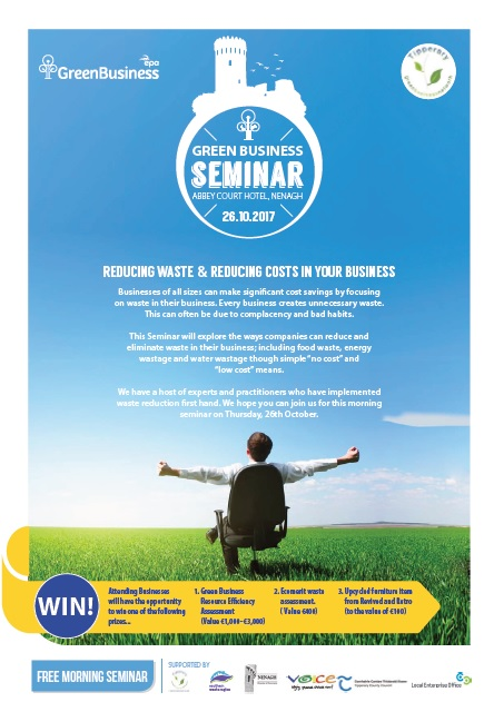 Nenagh Green Business Seminar 1
