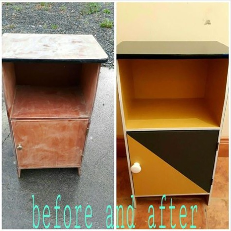 ReVamp Furniture reuse month zero waste cashel